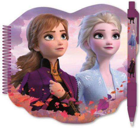 Disney Frozen Notebook + Pencil