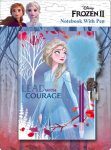 Disney Frozen Memory book, Diary + Pen