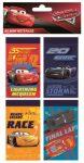 Disney Cars Mini Notebook set