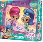 Puzzle Shimmer and Shine (100 pieces)