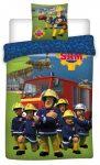 Fireman Sam Child Bedlinen (small) 100×135 cm, 40×60 cm