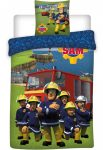 Fireman Sam Child Bedlinen 140×200 cm, 70×90 cm