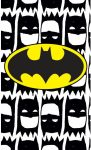 Batman Facetowel, handtowel 30*50 cm