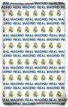 Real Madrid Fitted Sheet 90*200 cm + 25 cm