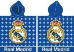 Real Madrid Poncho 55*115cm