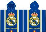 Real Madrid Poncho 55*110cm