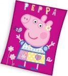 Peppa Pig Fleece Blanket 110*140 cm
