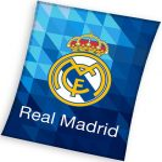 Real Madrid Fleece blanket 150*200cm