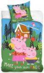 Peppa Pig Bedlinen 140×200 cm, 70×90 cm