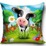 Farm Pillowcase 40*40 cm
