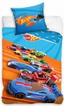 Hot Wheels Bedlinen 140×200cm, 70×90 cm