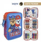 Paw Patrol Pencilcase (filled, 3 levels)