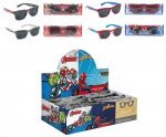 Avengers sunglasses in case