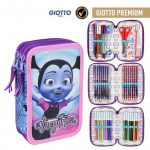 Disney Vampirina Pencilcase (filled, 3 levels)