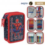 Spiderman Pencilcase (filled, 3 levels)