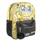 SpongeBob Fashion bag, Bright, Glitter 42 cm
