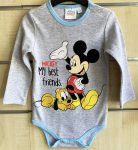 Disney Mickey Baby Bodydress (50-86)