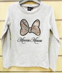 Disney Minnie Child T-shirt long sleeve with Sequin 10-14 year