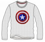 Spiderman, Avengers Reversible Child T-Shirt Long Sleeve with sequin 2-7 years