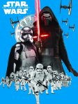 Star Wars Bedspread, Fleece Blanket 150×200 cm
