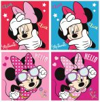 Disney Minnie Facetowel, handtowel 30*30 cm