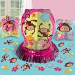 Monkey Love Table Decorating Kit