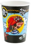 Pirate Paper Cup (8 pieces) 266 ml