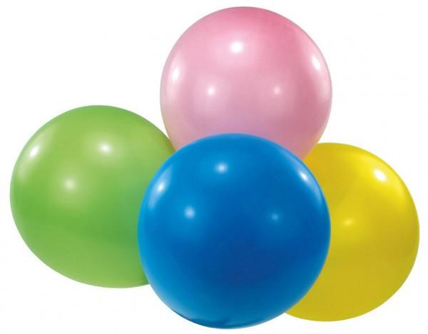 colored balloon 4 pieces javoli disney licensed online store