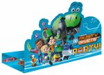 Rusty Rivets Party Invitation Card + Envelope (8 pieces)