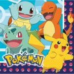 Pokémon Napkin (16 pieces)