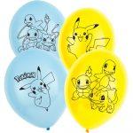 Pokémon Foil Balloon (6 pieces)