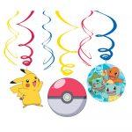 Pokémon Strip Decoration (6 pieces)