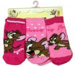 Tom and Jerry Baby Socks