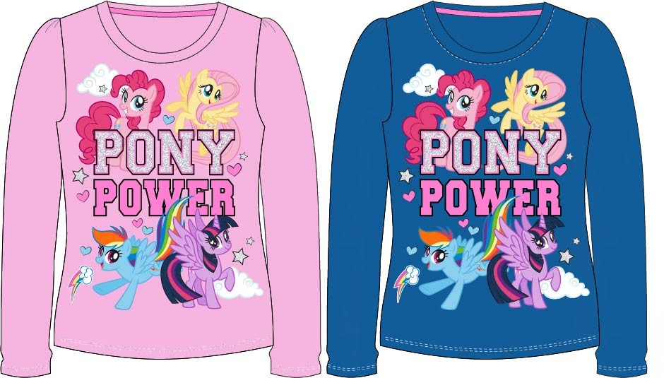 My Little Pony Child T-shirt long sleeve 104-134 cm - Javoli Disney ... afa13018f1