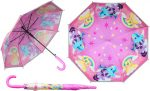 My Little Pony Transparent, Semi-automatic Child Umbrella Ø70 cm