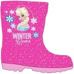 Disney Frozen Rubber Boots 25-34