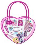 My Little Pony Hair Accessories + Beauty case