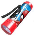 Spiderman, LED Flashlight