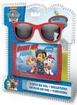 Paw Patrol Sunglasses + Wallet Set