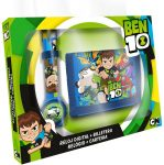 Ben 10 Digital Watch + Wallet