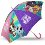 Littlest Pet Shop Child Umbrella (semi-automatic) Ø84 cm