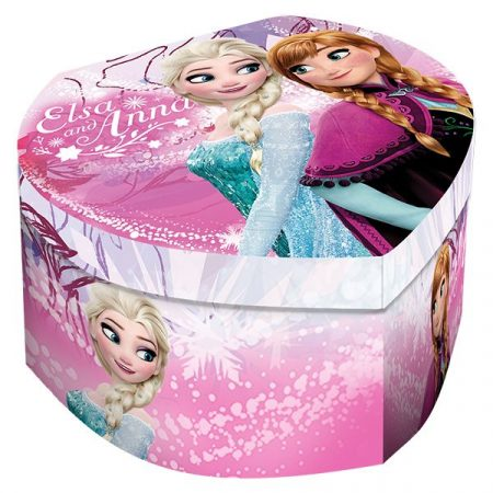 Swell Disney Frozen Jewellery Box Heart Shaped Javoli Disney Gmtry Best Dining Table And Chair Ideas Images Gmtryco