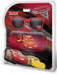 Disney Cars Child Sunglasses + Sheath Set