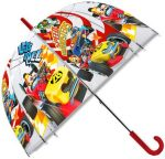 Disney Mickey Transparent Child Umbrella Ø70 cm