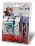 Disney Frozen Digital Watch + Colorable Watch band set