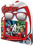 Avengers Sunglasses + Wallet Set