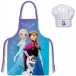 Disney Frozen Child Apron set (2 pieces)