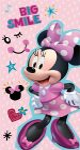 Disney Minnie Beach towel 67*137 cm (Fast Dry)