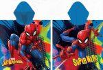 Spiderman Poncho 55*110 cm (Fast Dry)