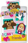 Masha and the Bear Child Bedlinen (small) 100×135 cm, 40×60 cm